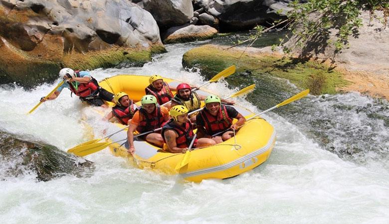 Bodrum Rafting Turu - Bodrum Çıkışlı Dalaman Nehrine Yolculuk- Detaylar