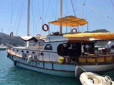 Göcek Tekne 10 (KUB)