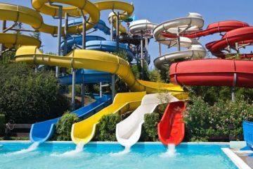 Kemer Aqualand Su Parkı - Türkiye'nin En Eğlenceli Su Parkı!