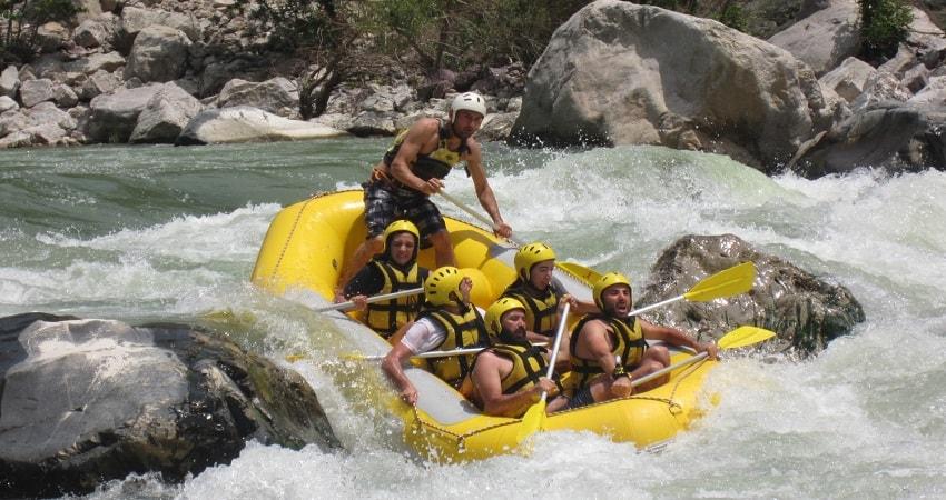 Kemer Rafting Turu - Günlük Turlar - En uygun Fiyat