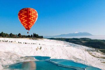 Pamukkale Balon Turu - Fiyatlar - Program ve Detaylar