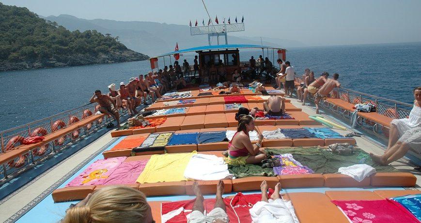 Fethiye Tekne Turu 2021 – 12 Adalar Tekne Turu