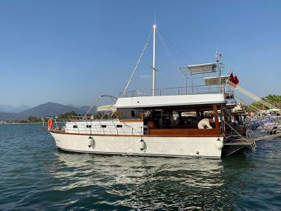 Fethiye Tekne 12