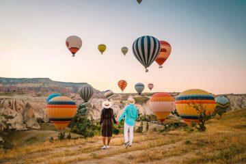 İstanbul Çıkışlı Kapadokya Turları